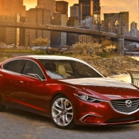 2012 Mazda Takeri Concept Hd Wallpapers