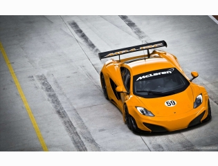 2012 Mclaren Mp4 12c Gt3 3 Hd Wallpapers