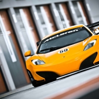2012 Mclaren Mp4 12c Gt3 Hd Wallpapers