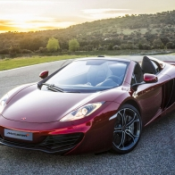 2012 Mclaren Mp4 12c Spider Hd Wallpapers