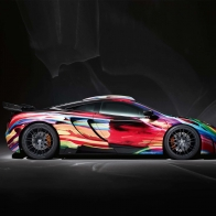 2012 Mclaren Mp4 C12 Art Style Hamann 3 Hd Wallpapers