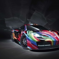 2012 Mclaren Mp4 C12 Art Style Hamann Hd Wallpapers