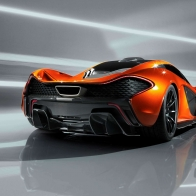 2012 Mclaren P1 Concept 3 Hd Wallpapers