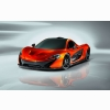 2012 Mclaren P1 Concept Hd Wallpapers