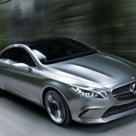2012 Mercedes Benz Concept 3 Hd Wallpapers