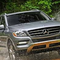 2012 Mercedes Benz Ml350 Hd Wallpapers
