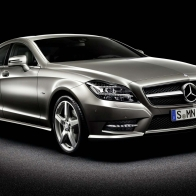 2012 Mercedes Benzs Cls Hd Wallpapers