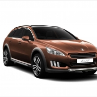 2012 Peugeot 508 Rxh Hd Wallpapers