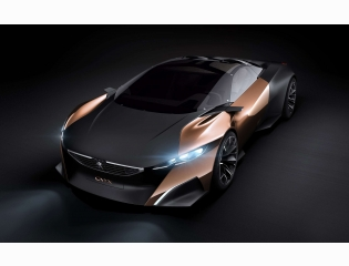 2012 Peugeot Onyx Concept Hd Wallpapers