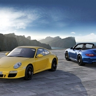 2012 Porsche 911 Carrera 4 Gts Hd Wallpapers