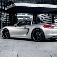 2012 Porsche Boxster By Techart 2 Hd Wallpapers