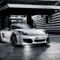2012 Porsche Boxster By Techart Hd Wallpapers