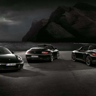 2012 Porsche Boxster S Black Edition Hd Wallpapers