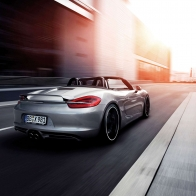 2012 Porsche Boxter By Techart 2 Hd Wallpapers