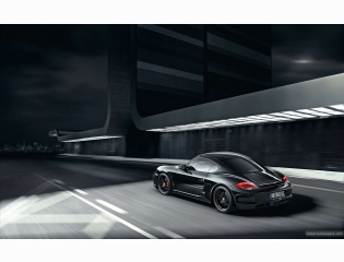 2012 Porsche Cayman S Black 2 Hd Wallpapers