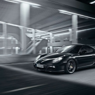 2012 Porsche Cayman S Black Hd Wallpapers