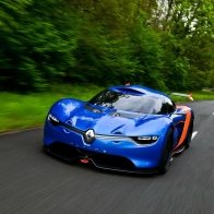 2012 Renault Alpine A110 50 5 Hd Wallpapers