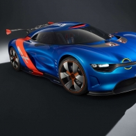 2012 Renault Alpine A110 50 Hd Wallpapers