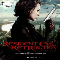 2012 Resident Evil 5 Retribution Hd Wallpapers