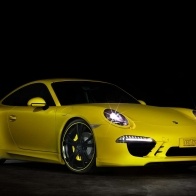 2012 Techart Porsche 911 Hd Wallpapers