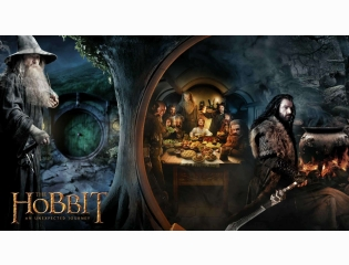 2012 The Hobbit Wallpapers