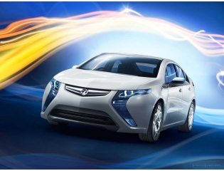 2012 Vauxhall Ampera Hd Wallpapers