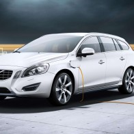 2012 Volvo V60 Hybrid Hd Wallpapers