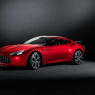 2013 Aston Martin V12 Zagato Wallpapers