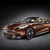 2013 Aston Martin Vanquish 2 Wallpapers