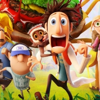 2013 Cloudy With A Chance Of Meatballs 2 Movie