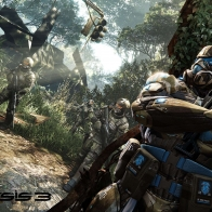 2013 Crysis 3 Hunter Edition