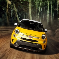 2013 Fiat 500l 2 Hd Wallpapers