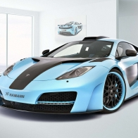 2013 Hamann Mclaren Mp4 12c Memor Hd Wallpapers