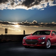 2013 Hyundai Genesis Coupe 2 Hd Wallpapers