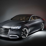 2013 Hyundai Hcd 14 Genesis Concept Hd Wallpapers