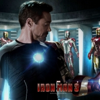 2013 Iron Man 3 Hd Wallpapers