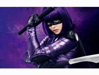 2013 Kick Ass 2 Hit Girl