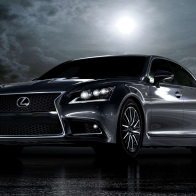 2013 Lexus Ls 460 F Sport Hd Wallpapers