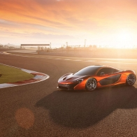 2013 Mclaren P1 Hd Wallpapers