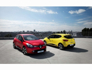 2013 Renault Clio Hd Wallpapers