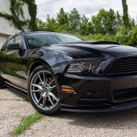 2013 Roush Rs Mustang Hd Wallpapers