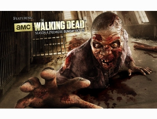 2013 The Walking Dead Season 4