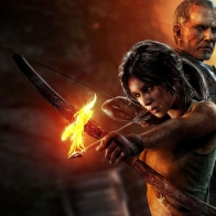 2013 Tomb Raider Game Wallpaper