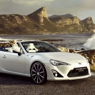 2013 Toyota Ft 86 Open Concept Wallpapers