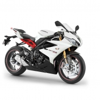 2013 Triumph Daytona 675r Wallpaper 01