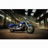 2013 Yamaha Road Star Silverado S Blue