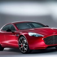 2014 Aston Martin Rapid S Wallpapers