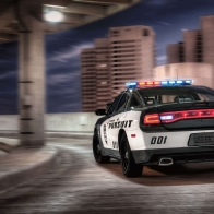 2014 Dodge Charger Pursuit 2 Hd Wallpapers