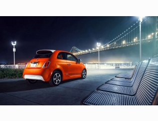 2014 Fiat 500e 2 Hd Wallpapers