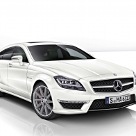 2014 Mercedes Benz Cls 63 Amg Hd Wallpapers